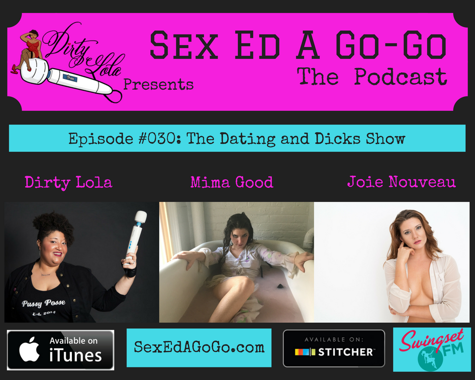 Dating, Podcasts Sex and Denmark